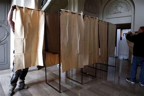 ouverture des bureaux de vote les horaires changent pour la pr 233 sidentielle