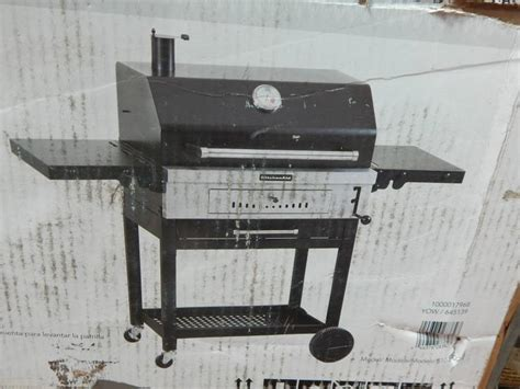 """Kitchenaid 30"""" Charcoal Grill  Tuesday Night Special"""