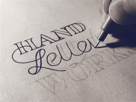 100 top resources for typography and hand lettering