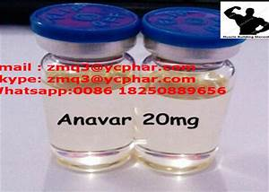 Anavar For Weight Loss