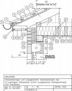 Steinbedarf Mauerwerk Berechnen : 433 holzbalkenlage waager dach berstand bei verbl avanet ~ Themetempest.com Abrechnung