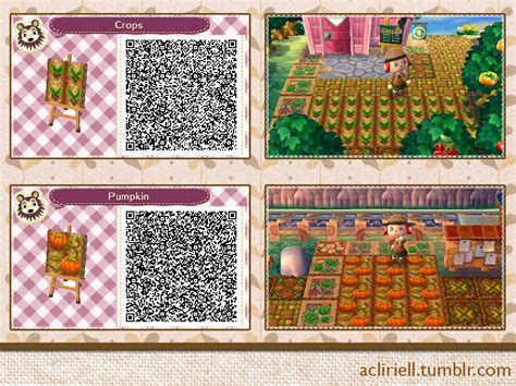 Animal Crossing, Qr Codes And Leaves