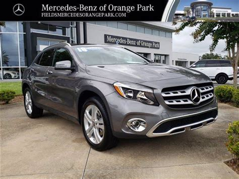 Quickly filter by price, mileage, trim, deal rating and more. 2018 Mercedes-Benz GLA-Class for Sale in Gainesville, FL - CarGurus
