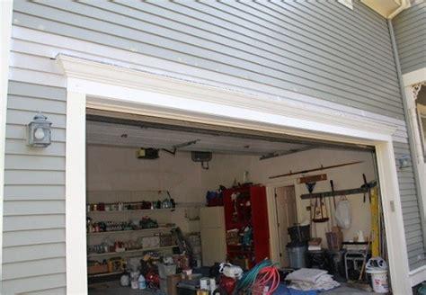 vinyl garage door trim       home