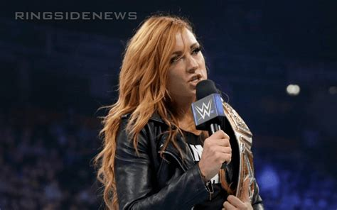 becky lynch   dropping  womens title tonight