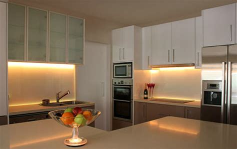 Undercounter Kitchen Lighting