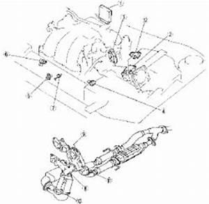Mazda 3 0 V6 Engine Diagram Catalytic Converter : mpv le v6 3 0l has a check engines light onand the code ~ A.2002-acura-tl-radio.info Haus und Dekorationen