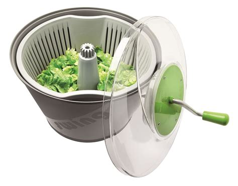 matfer swing salad spinner   gallons matfer usa kitchen utensils