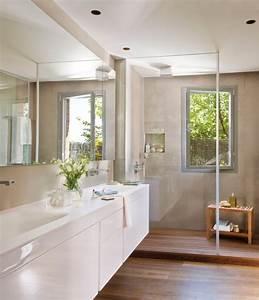 Dusche Mit Fenster : 15 beispiele f r moderne badgestaltung mit glas dusche ~ Bigdaddyawards.com Haus und Dekorationen