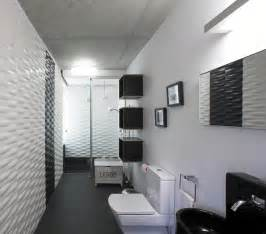 black white bathrooms ideas ultra modern black white bathroom interior design decobizz