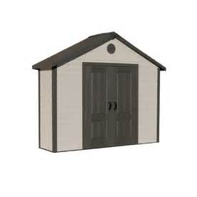 shop lifetime products gable storage shed common 11 ft x