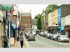 Market Street, Downpatrick © Albert Bridge Geograph Ireland