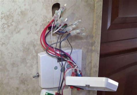 upgrading  rv tank level monitoring system