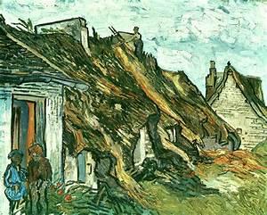 Plombier Auvers Sur Oise : thatched cottages in chaponval auvers sur oise 1890 ~ Premium-room.com Idées de Décoration