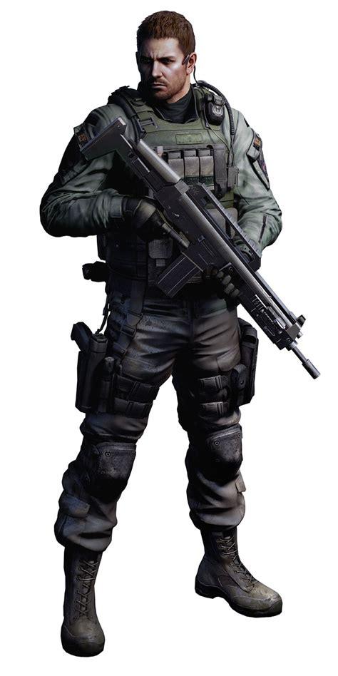 siege cia chris redfield mvc3 resident evil
