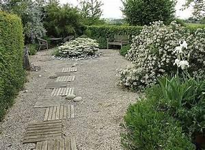 comment amenager une allee dans son jardin With comment faire une allee de jardin