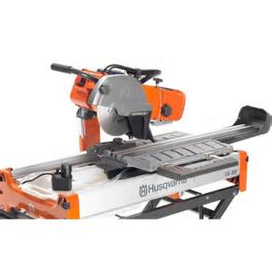 husqvarna ts 90 10 quot wet tile saw 1 5hp 115v 60hz