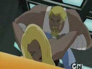 Green Arrow and Black Canary from Justice League Unlimited ...