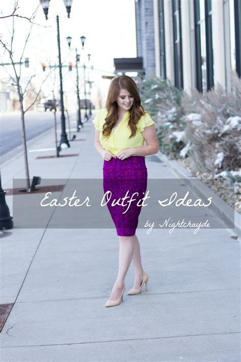 Easter Outfit Ideas- Last minute outfit Ideas for your Easter Sunday.