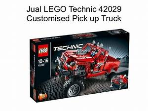 Lego Technic Pick Up : jual lego technic 42029 customised pick up truck ~ Jslefanu.com Haus und Dekorationen