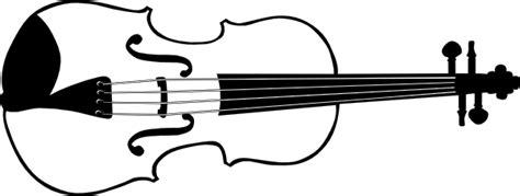 gfs biola violin b and w clip at clker vector clip