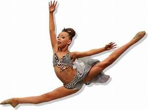 Sophia's split leap | Sophia Lucia | Pinterest