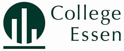 College Essen Huisstijl Nieuwe Een Oxygen Care