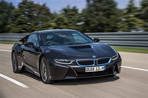 Bmw I8 Quarter Mile Time