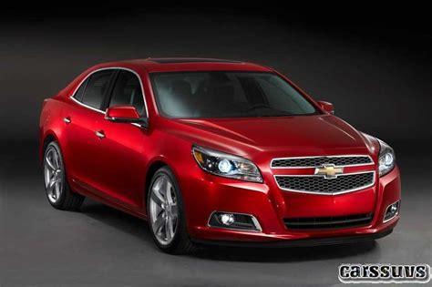 The New 20182019 Chevrolet Malibu  New Cars Price