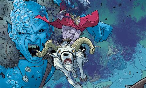 exclusive marvel comics preview thor 1
