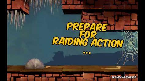 pyramid raid pre alpha trailer youtube