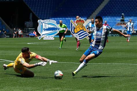 La Liga LIVE: Alaves vs Real Sociedad LIVE, Match Preview ...