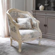 fauteuil berg 232 re nottingham la redoute interieurs imprim 233 toile de jouy sedie francesi