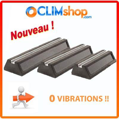 bureau etude thermique rt 2012 support anti vibratile rubber pour climatisation en