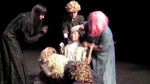 Roald Dahl's The Witches @ Winnipeg Fringe Festival 2011 ...