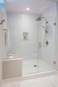 best 25 shower ideas on pinterest shower ideas showers With designing subway tile shower installation