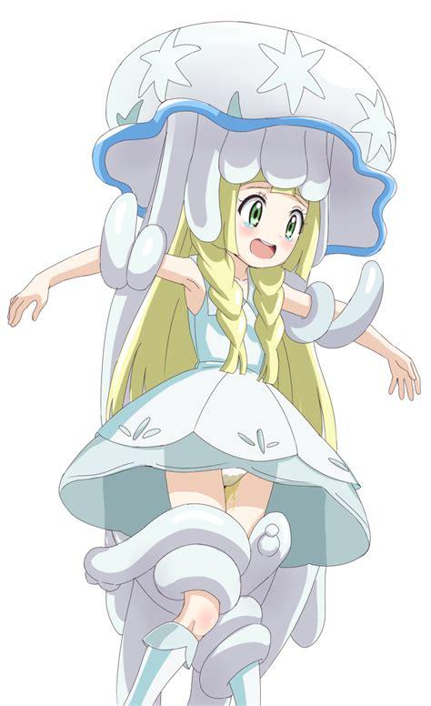 Lillie And Nihilego Pokemon Pokemon Game And Pokemon