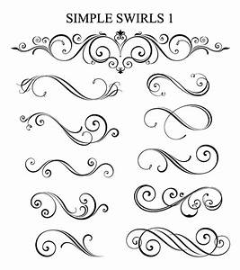 Swirls - Vinyl 4 Decor Digital Design