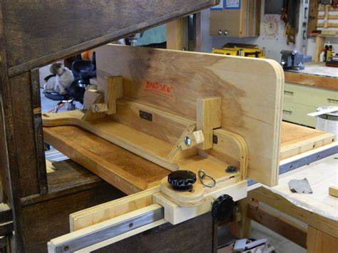 bandsaw resaw fence plans woodworking projects plans
