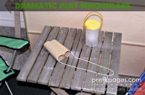Camping Theme, Dramatic Play And Diy Cardboard On Pinterest