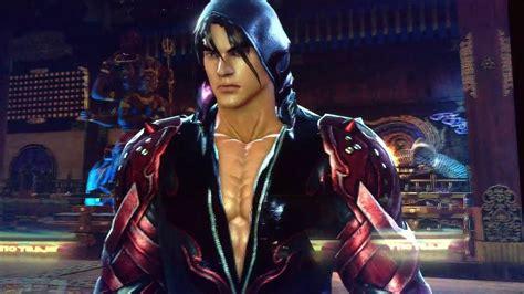 tekken  arcade secret jin kazama  boss fight youtube