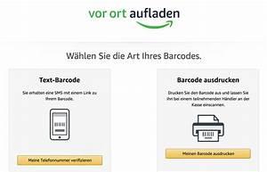 Aufladen De Gutschein : vor ort aufladen amazon bietet bargeld einkauf an ~ Yasmunasinghe.com Haus und Dekorationen