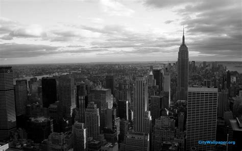 New York City Black And White Wallpaper For Iphone