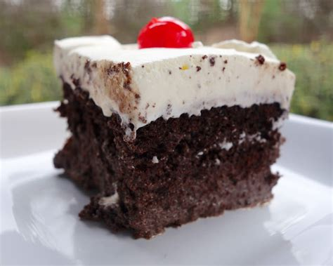 chocolate tres leches cake plain chicken