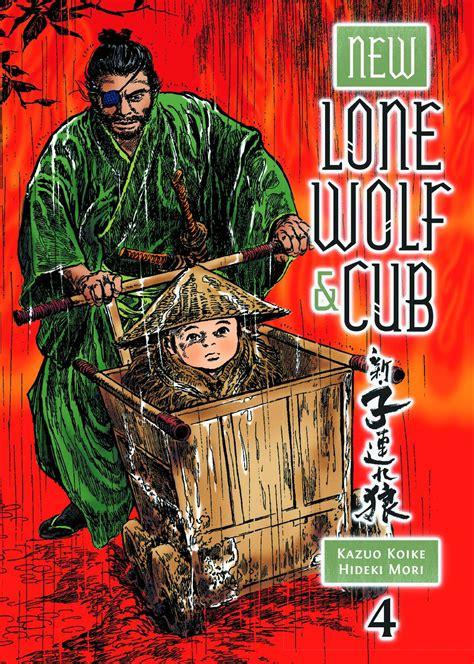 New Lone Wolf & Cub Vol 4  Fresh Comics
