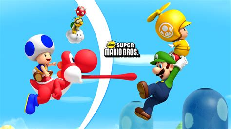 899 mario hd wallpapers and background images. New Super Mario Bros. Wii 高清壁纸 | 桌面背景 | 1920x1080 | ID:739606 - Wallpaper Abyss