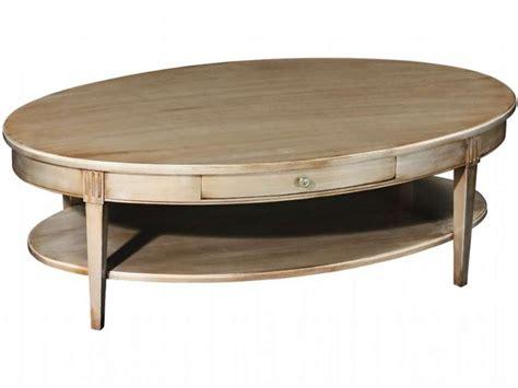 Oval Shaped Coffee Table  Home Ideas