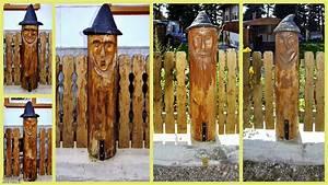 Sonnensegel Pfosten Holz : holz deko selber machen holz zaun pfosten holzpfosten ~ Michelbontemps.com Haus und Dekorationen