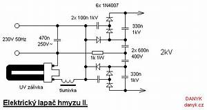 electric insect zapper killer ii With electronic mosquito killer electricalequipmentcircuit circuit