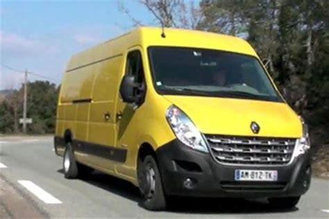 Renault Master 2010 Dci 150 Lwb Road Test